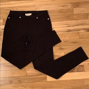 BRAND NEW WITHOUT TAG Michael Kors Black Leggings